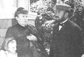 Julia with Miriam and Ulysses Jr., 1892